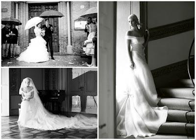 abito sposa foto inverno