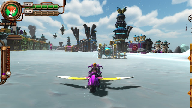 Goggles World of Vaporia Download Photo