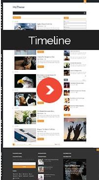 Surface - Responsive Magazine Blogger Theme - 19
