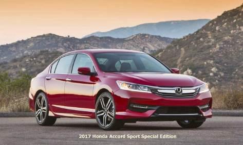 2017 honda accord sport special edition for 2017 honda accord sport special edition price