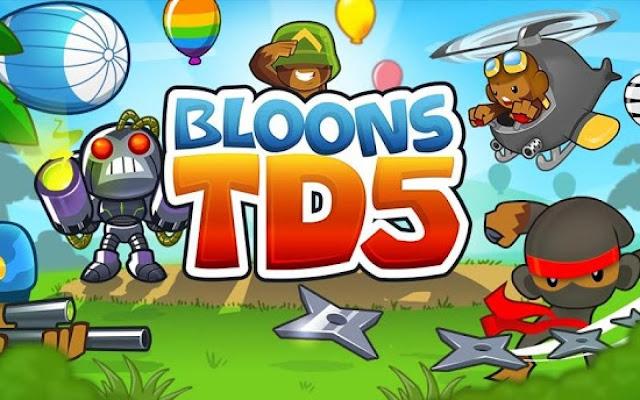 تحميل لعبة Bloons TD-5 v3.4.1 مدفوعة ومهكرة للاندرويد (اخر اصدار)