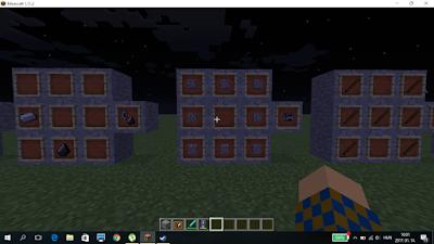 minecraft sütő crafting