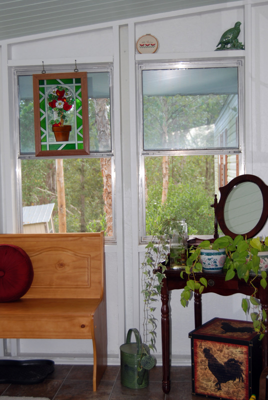Homemaker's Journal: Grateful Living: Front Porches