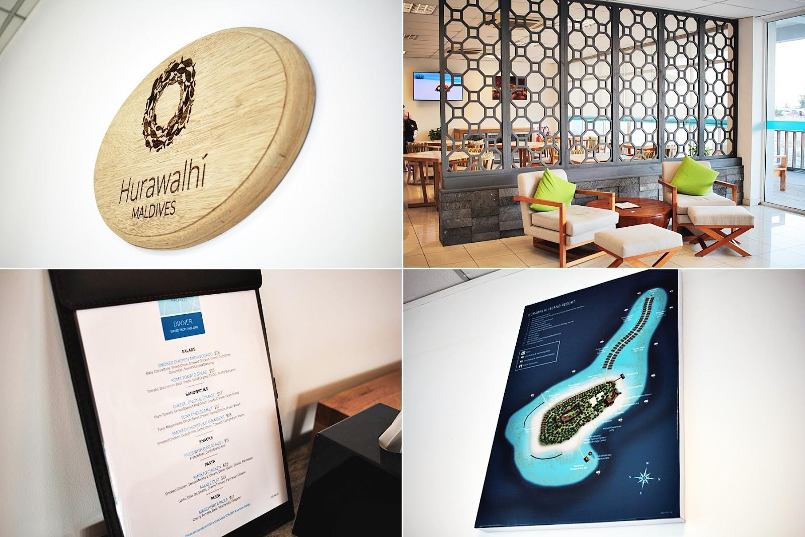 malediven airport lounge