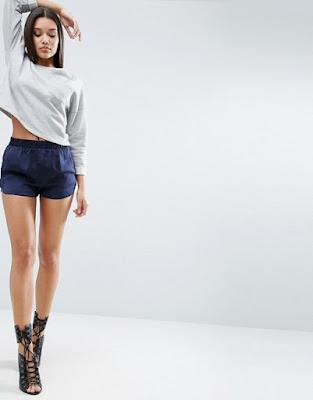 Pantalones Cortos de Mujer 2017