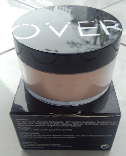Review Bedak Tabur MAKE OVER