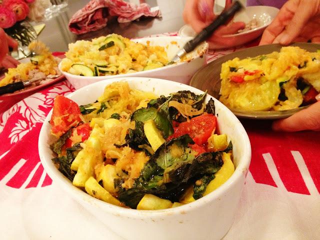Kale With Love Spaghetti Squash 2 Ways