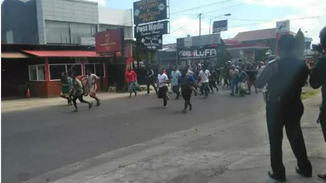 Terjadi Tawuran Kelompok Papua dan Ambon di Depok Sleman, Situasi Sempat Mencekam!