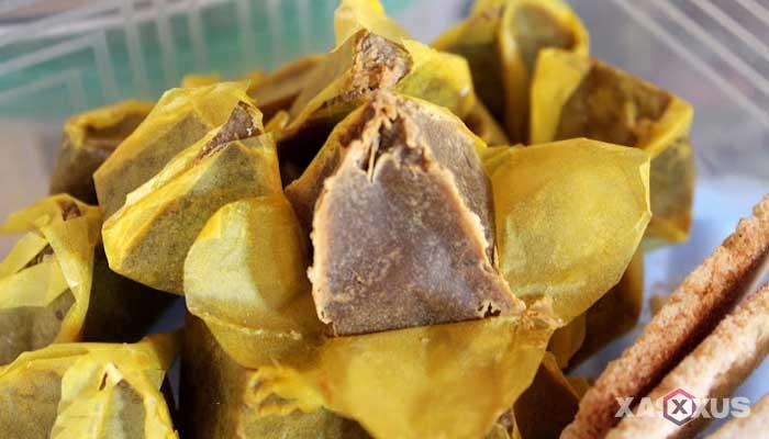 Resep cara membuat dodol labu kuning