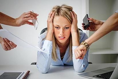 Cara Stres Mempengaruhi Kesehatan