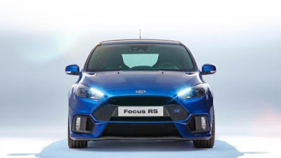 2016 Ford Focus RS Official HD Photos