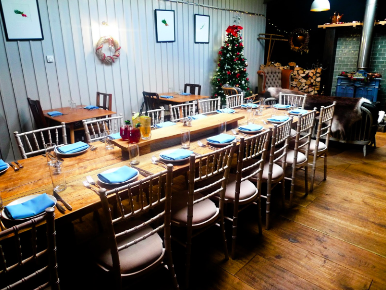 Festive Friday Menu at Vallum Farm | A Review