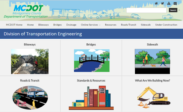 Division of Transportation Engineering Website