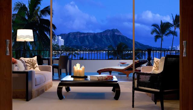 Halekulani Hotel, Honolulu