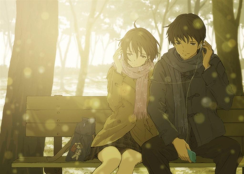 TOP 26+ Hình ảnh nền anime tình yêu đẹp nhất