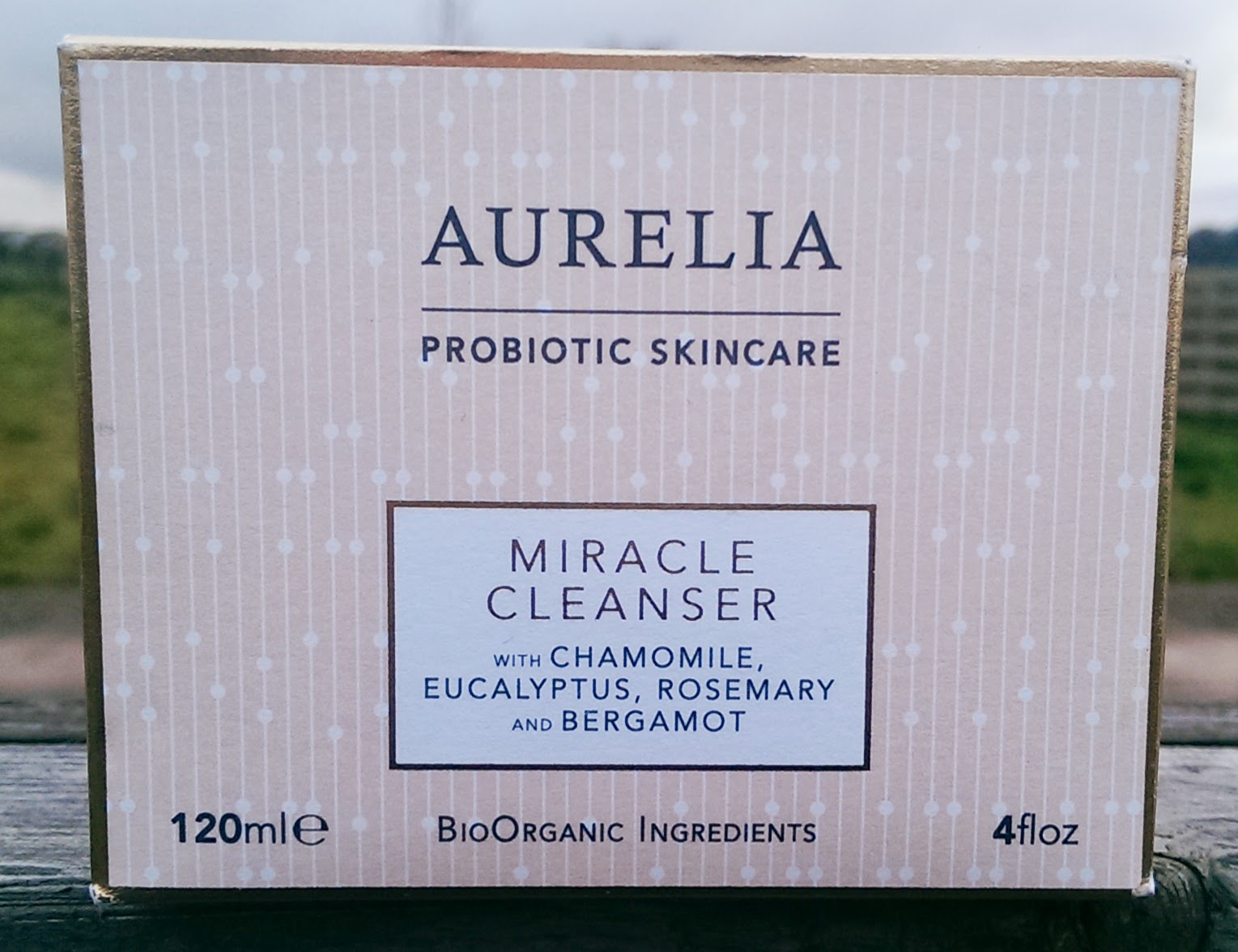 Miracle Cleanser by Aurelia Probiotic Skincare is reviewed by Fifi Friendly