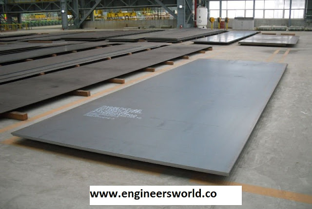 steel plate weight calculation