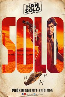 Los Lunes Seriéfilos & 'Han Solo: Una historia de Star Wars'