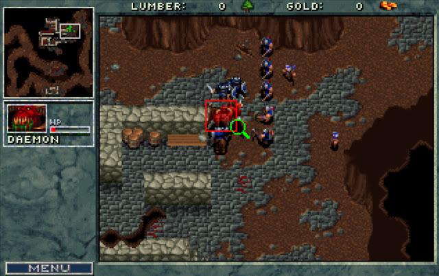 Warcraft 1 Demon Screenshot
