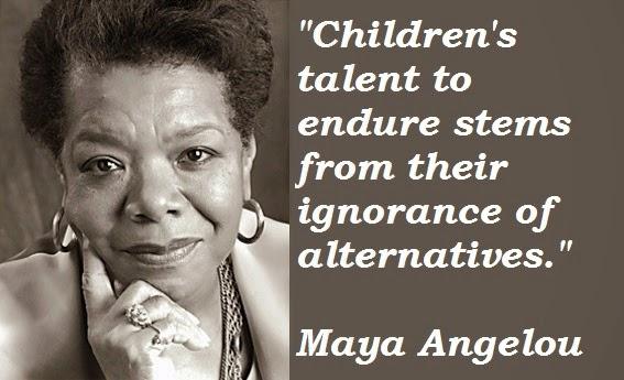 Maya Angelou Quotes: GENESIS II: HOMOPOLAR, GOD DAMN IT! HOMOPOLAR!: BBC News