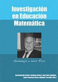 Luis Rico Investigación en educación matemática
