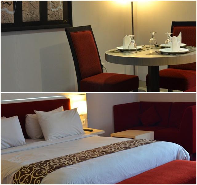 Kamar Tipe Suite di Tjokro Hotel Klaten