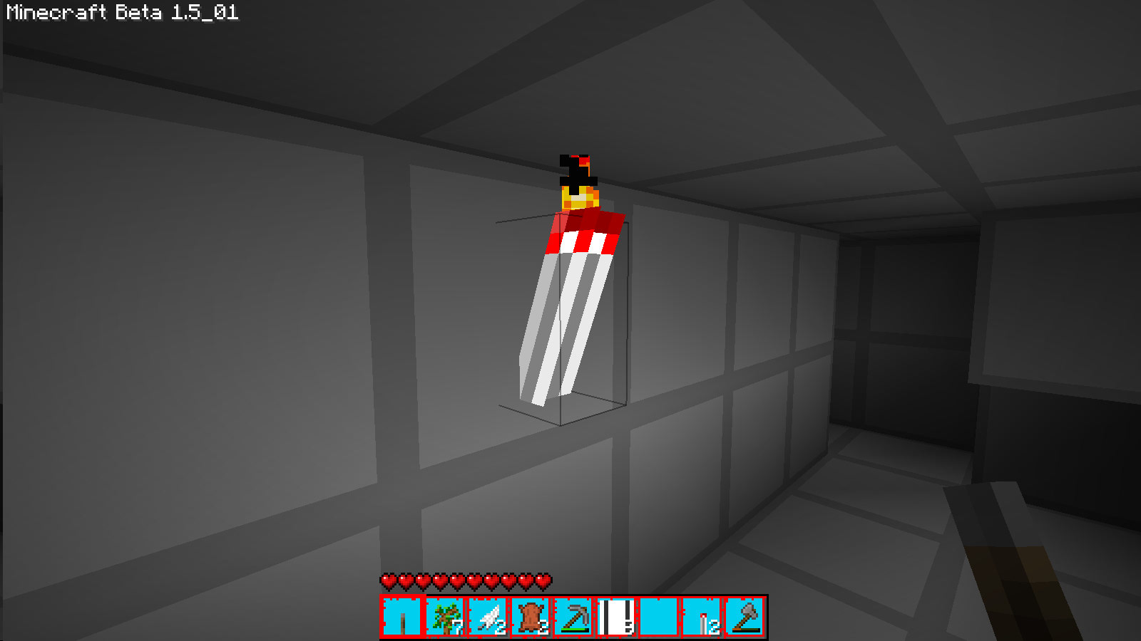 Mirrors Edge Texture Pack For Minecraft