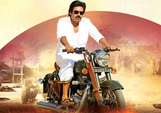 Actor Pawan Kalyan in Sardaar Gabbar Singh Latest Photos