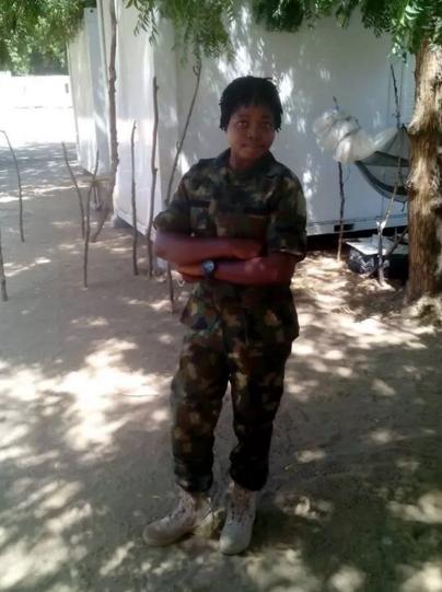 toyin ogunleye female soldier beheaded boko haram