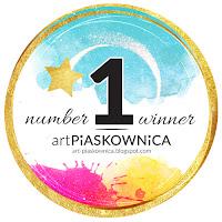 Wygrałam koloroTON#11 w Art - Piaskownica