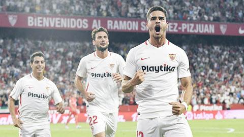 Hiện tại, Sevilla tạm thời vẫn đang dẫn đầu bảng xếp hạng khi có trong tay 16 điểm.
