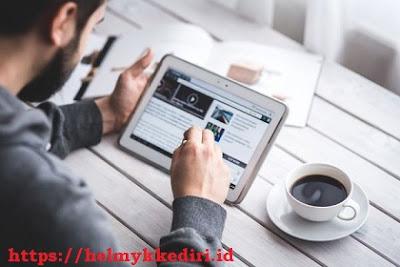 ngeblog lewat smartphone