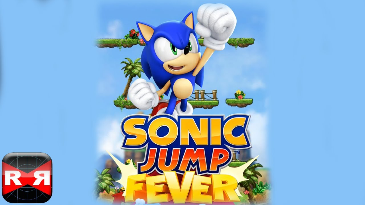 Sonic jump fever Apk + Data for android