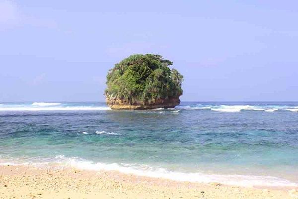 Pantai Watu Leter penyu