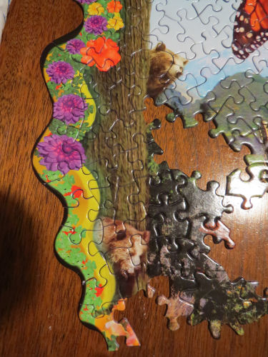 jigsaw puzzle bears