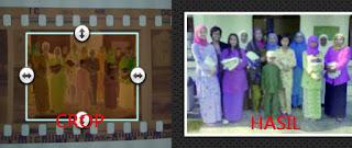 Merubah Negatif Film (Klise) Kedalam Bentuk Digital Foto Dengan Aplikasi Android Dan Photoshop
