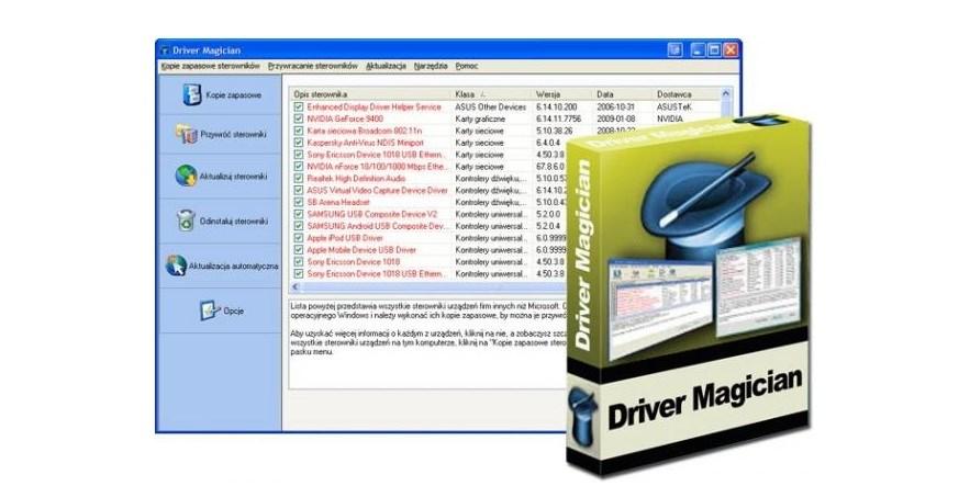 Driver Magician recuperar guardar los drivers del PC