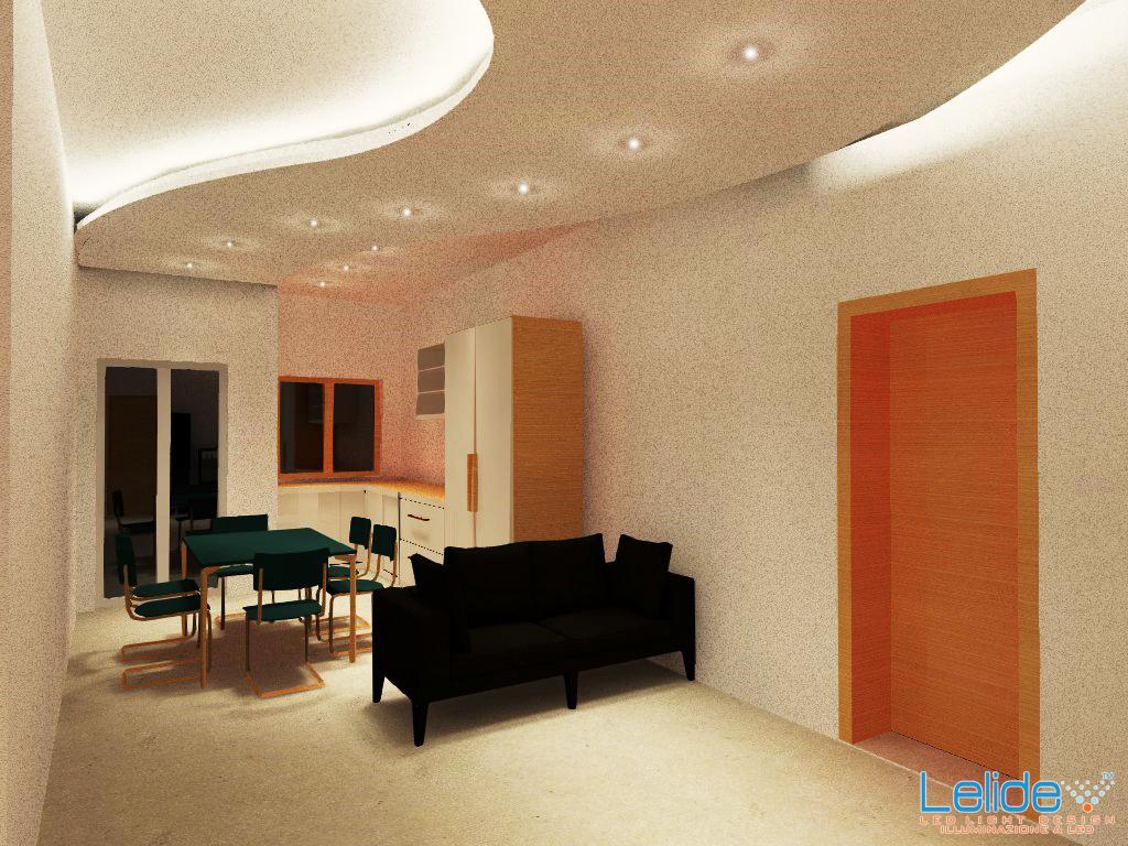 Soffitti Alti Illuminazione : Illuminazione soffitti alti lampadari soffitti alti fresco
