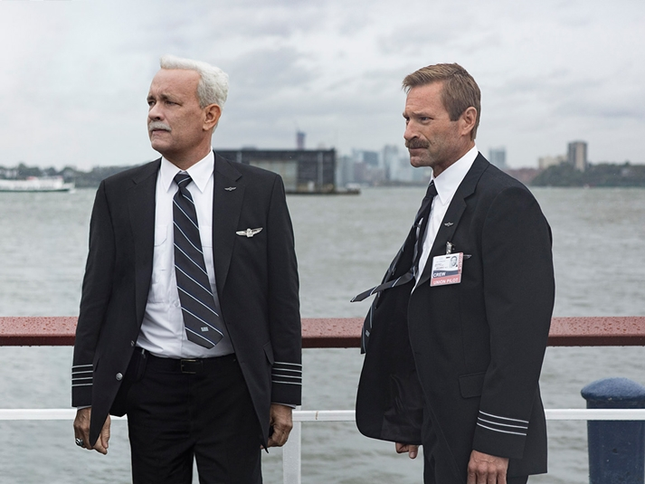 Sully, Clint Eastwood