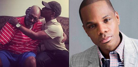 Photos: Kirk Franklin Reconciles With His Dad Who Gave Him Up For Adoption