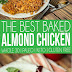 The Best Keto Almond Chicken Recipe