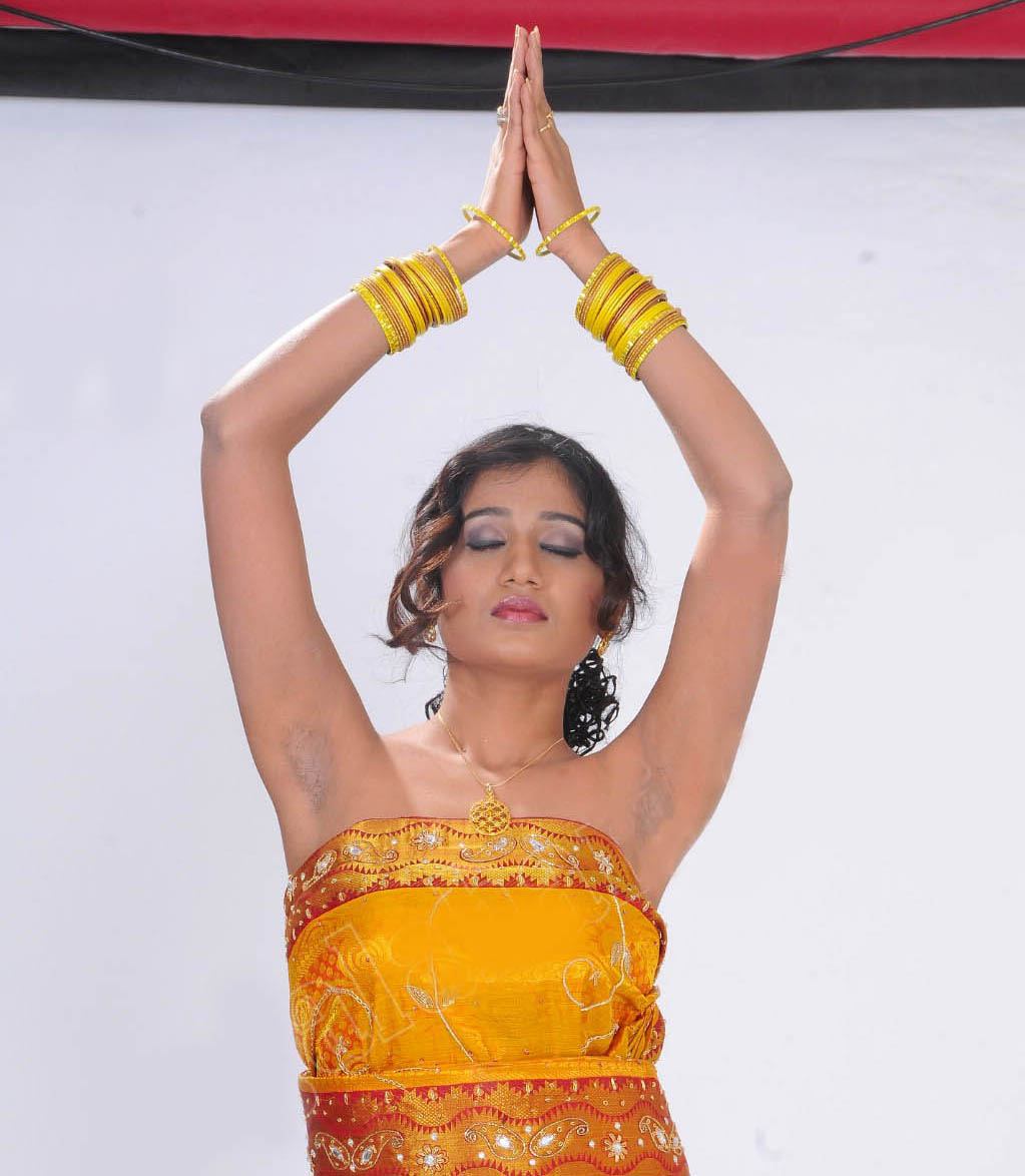 Pictures From Indian Movies And Actress: Sumasri Hairy Armpits