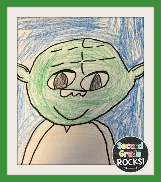 Star Wars Day Yoda Directed Draw