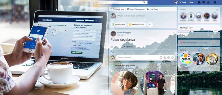 Hasil Studi, Orang yang Sering Pakai Facebook Biasanya Materialistis