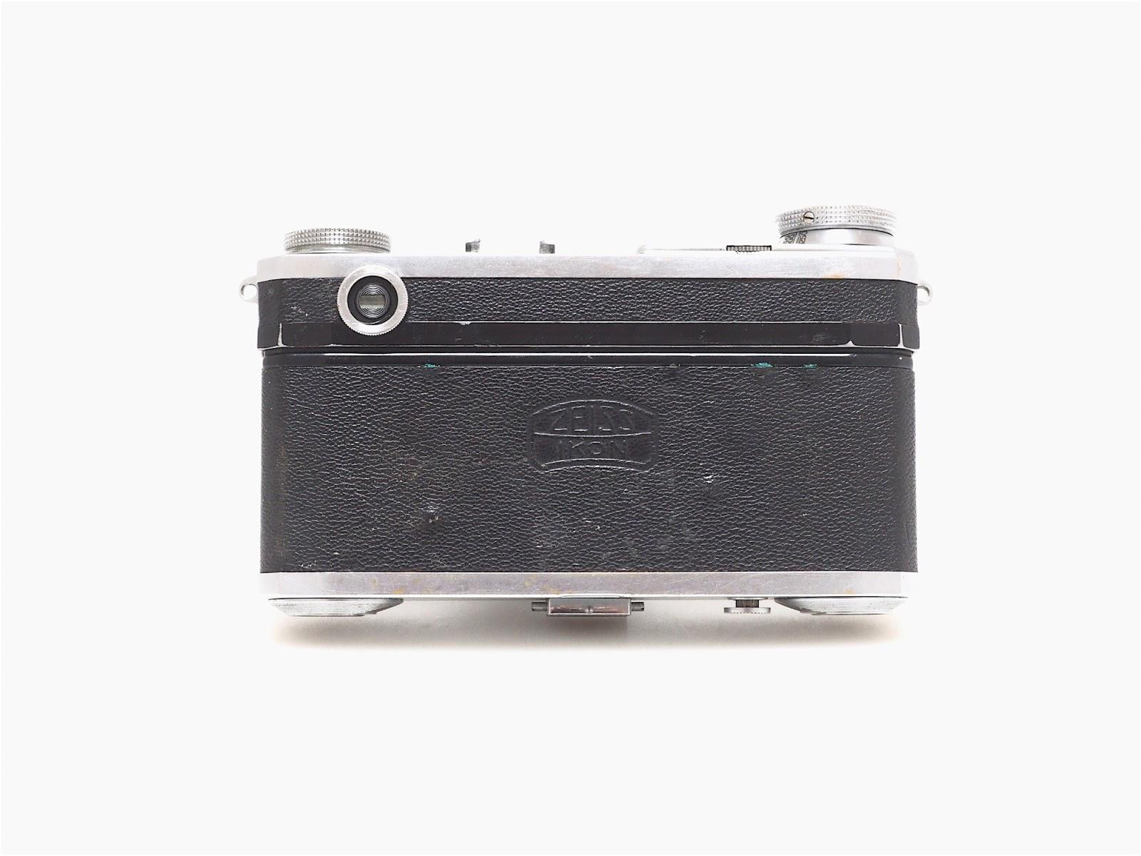 Leica Oder Zeiss Entfernungsmesser : Knippsen: zeiss ikon contax ii
