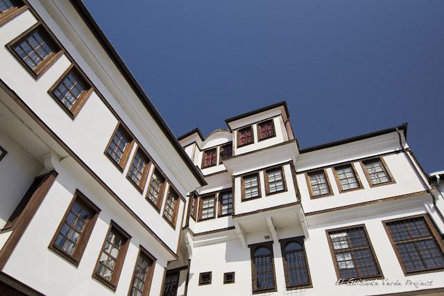 Casa Robevci, Ohrid - Macedonia por El Guisante Verde Project