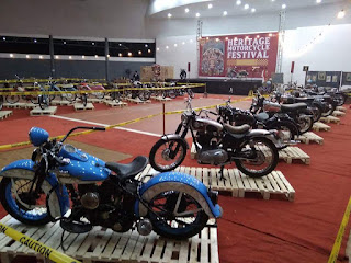 Heritage motorcycle festival 2018   Ultah Iron Buffalo Mac Solo yang ke.24
