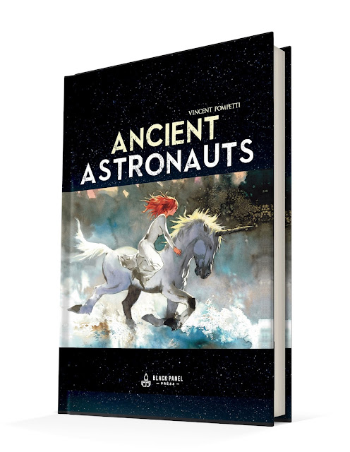 Ancient Astronauts - Cover