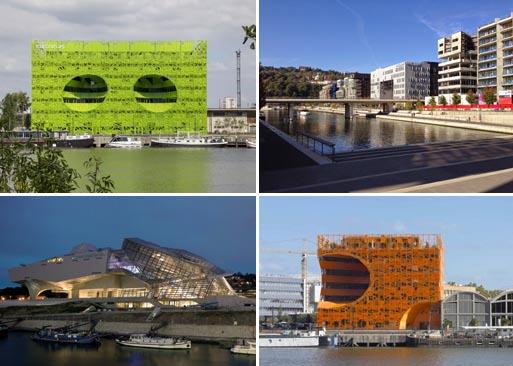 Urban networks lyon confluence el patito feo se - Arquitectura lyon ...
