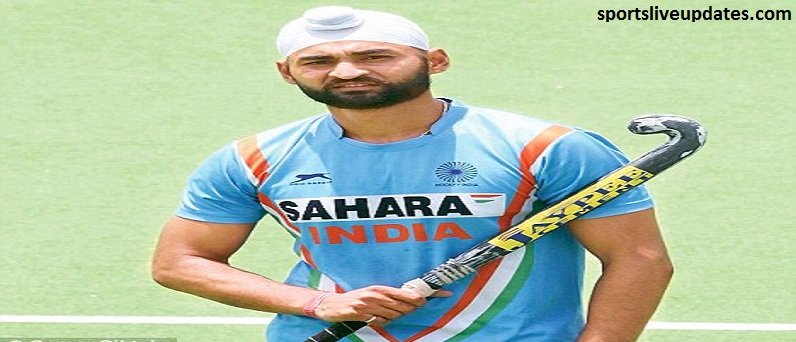 Hockey Legendary Player Sandeep Singh Biopic